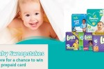 P&G Baby Sweepstakes - Win Gift Card