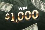 Entercom National $1000 Cash Contest - Win Cash Prizes