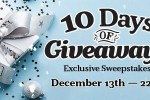 Science 10 Days of Giveaways - Win Prize