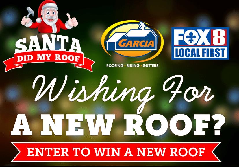 fox 8 live santa roof giveaway