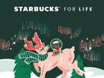 Starbucks for Life 2019 Holiday Edition Sweepstakes - Win Prize