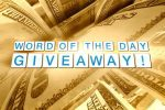 The Doctors TV Word Of The Day Giveaway - Win Prize