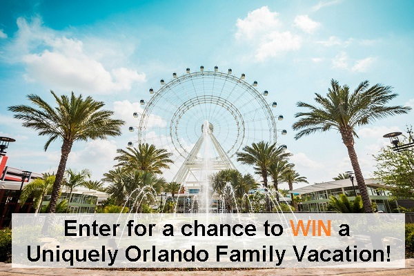 The Weather Network My Orlando Vacation Contest - Win Trip
