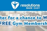 Walmart Resolutions Made Easy Sweepstakes - Win Prize