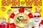 Sigue Spin To Win Sweepstakes - Win Prize
