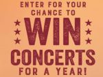 Yuengling Spread Your Wings Concert Tour Sweepstakes - Win Gift Card
