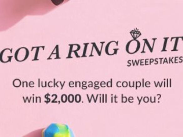 Evite Got A Ring On It 2020 Sweepstakes - Win Gift Card