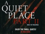 A Quiet Place II Sweepstakes - Win Trip