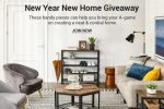 Songmic New Year New Home Giveaway - Win Prize