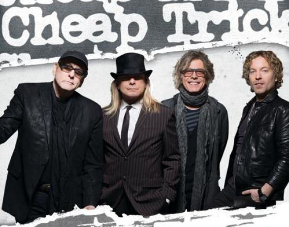BIG 100 Cheap Trick Tickets Contest - Win Tickets