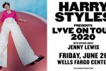 Harry Styles Love On Tour Contest - Win Tickets