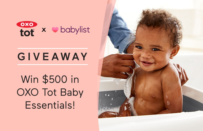 OXO Tot Giveaway - Win Gift Card
