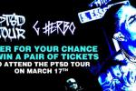 The Beat PTSD Tour Contest - Win Tickets