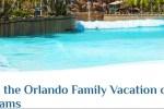 Visit Orlando Escape to Orlando Sweepstakes - Win Tickets