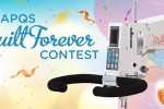 APQS Quilt Forever Contest 2020 - Win Prize
