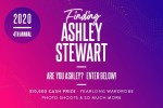 Finding Ashley Stewart Contest - Win Cash Prizes