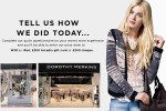 Dorothy Perkins Customer Feedback Survey - Win Cash Prizes