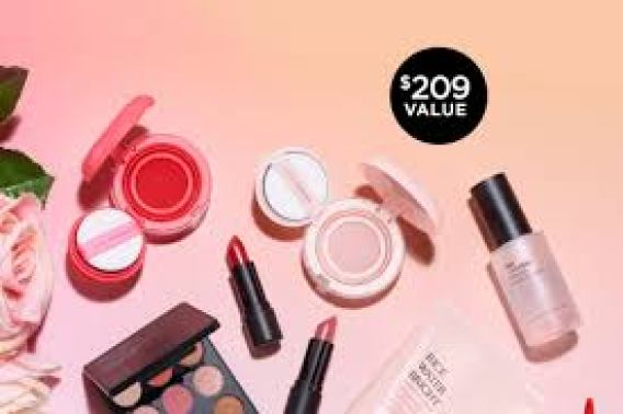 Avon In With The New Sweepstakes - Win Prize