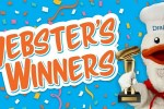 Drakes Cakes Websters Winners Giveaway - Win Prize