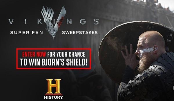 History Vikings Super Fan Sweepstakes - Win Prize