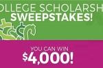 Huntingtonhelps College Scholarship Contest - Win Cash Prizes
