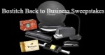 Bostitch Back to Business Sweepstakes - Win Prize