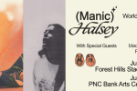 Halsey Manic World Tour Sweepstakes - Win Tickets