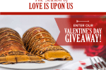 Fresh Seafood Valentines Day Giveaway - Win Gift Card