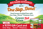 Farm Star Living Big Game Giveaway - Win Gift Card