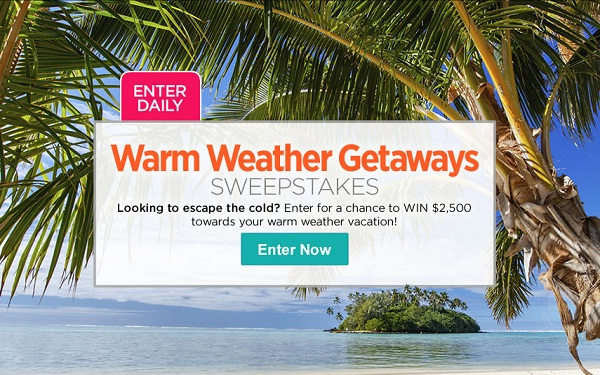 Midwest Living Warm Weather Giveaway - Win Cash Prizes