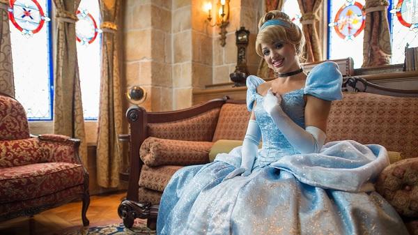 Omaze Disney Cinderella Castle Sweepstakes - Win Trip