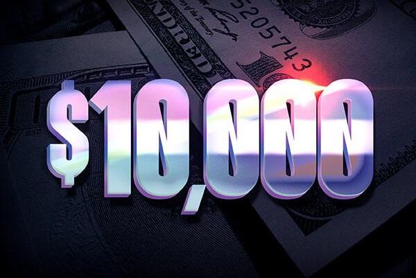 Prizegrab $10000 Cash Giveaway