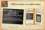 Tell in Two For One Survey - Win Cash Prizes