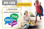 Tell Money Shop Customer Feedback Survey - Win Cash Prizes