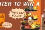 Titos Handmade Vodka Team Spirit Sweepstakes - Win Prize