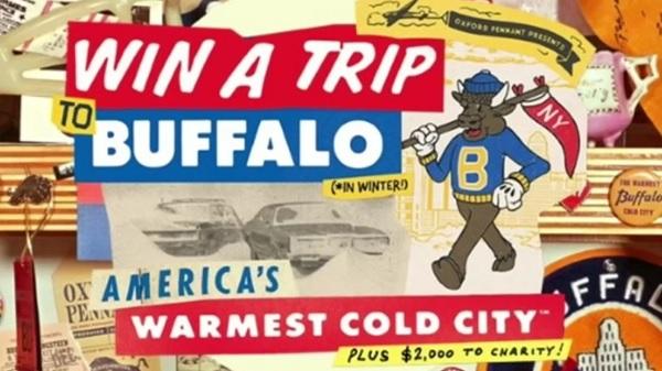 Warmest Cold City Buffalo Sweepstakes - Win Trip
