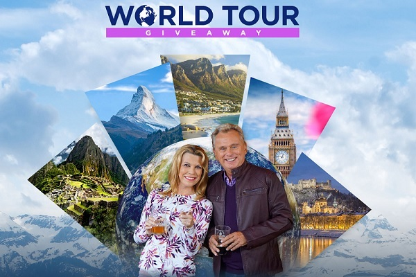 Wheel of Fortune World Tour Giveaway - Win Trip
