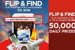 Circle K Flip and Find Instant Win Game - Win Cash Prizes