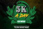 WRIF 5K A Day Giveaway - Win Cash Prizes