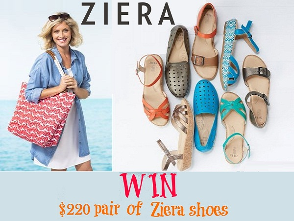 Ziera Customer Feedback Survey Sweepstakes - Win Prize