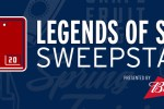 MLB Budweiser Legends of Spring Sweepstakes - Win Trip