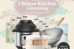Kana Chinese Kitchen Giveaway - Win Prize