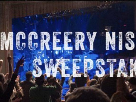 Scotty McCreery Nissan VIP Night Sweepstakes - Win Tickets