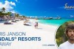 iHeartRadio Chris Janson Sandals Flyaway Sweepstakes
