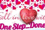 Fall In Love With One Step Done Sweepstakes