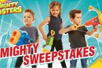 Little Tikes Mighty Blasters Mighty Sweepstakes - Win Prize
