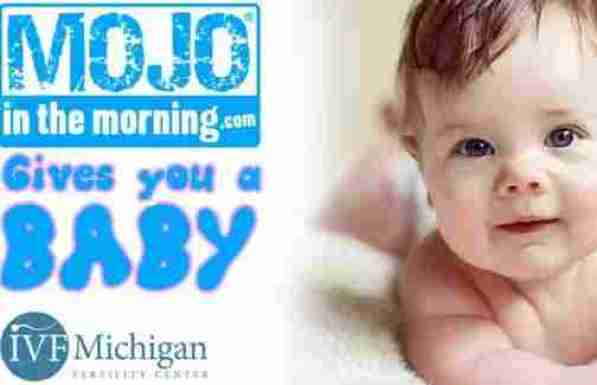 Mojo Gives You A Baby Contest 2020