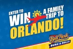 Ball Park Buns Orlando Sweepstakes - Win Tickets