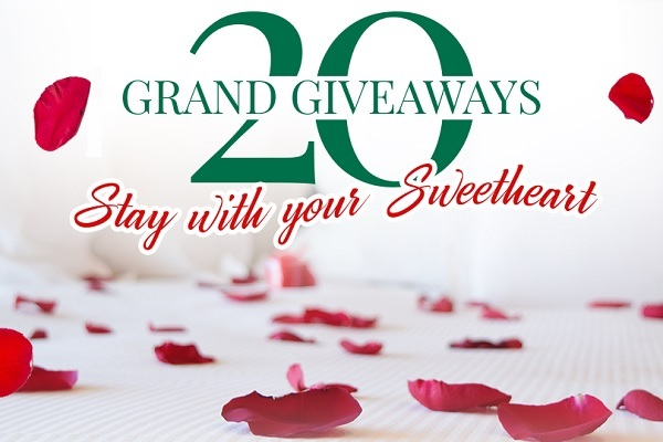 GrandStay Hotels 20th Anniversary Sweepstakes - Win Trip