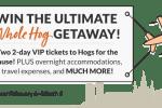 BBQGuys The Ultimate Whole Hog Getaway Sweepstakes